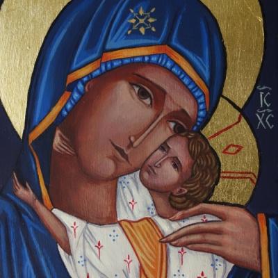 Matka Boża Czuła (Eleusa) II