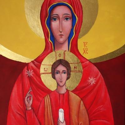 Maryja Stolica Mądrości