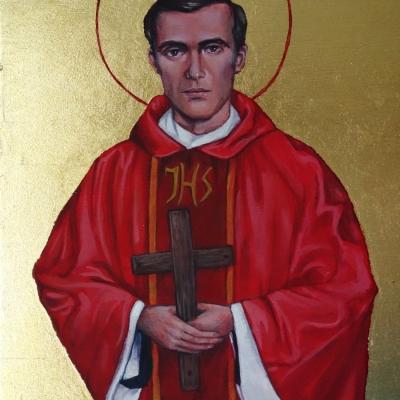 Błogosławiony Jerzy Popiełuszko