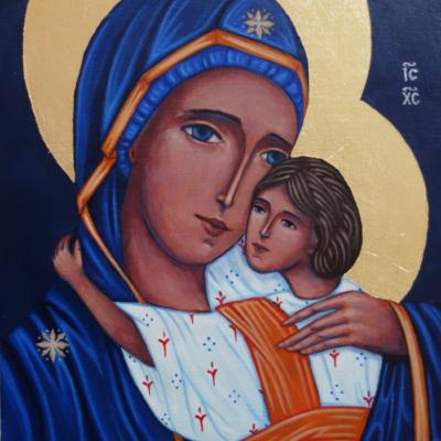 Matka Boża Czuła (Eleusa) I
