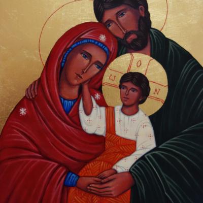 Święta Rodzina IV