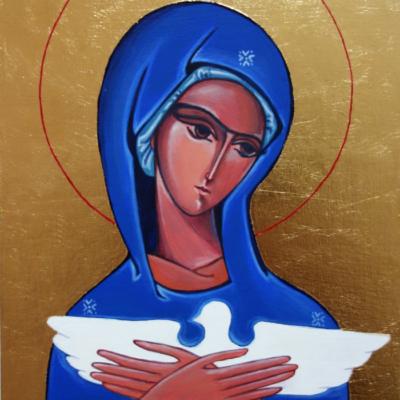 Pneumatofora (Maryja niosąca Ducha Świętego)