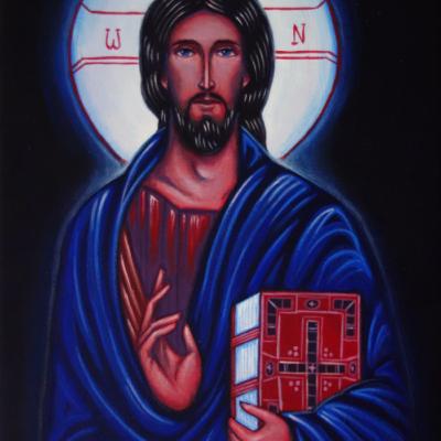 Chrystus Pantokrator II